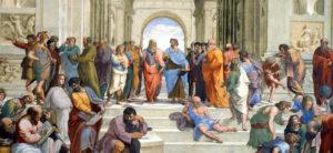 Vatican Museum. Raffaello: La scuola di Atene